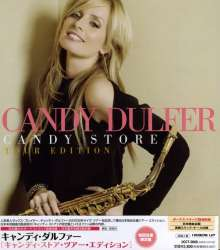 Candy Dulfer (geb. 1969): Candy Store Tour Edition +2, CD