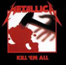 Metallica: Kill Em All (SHM-CD), CD