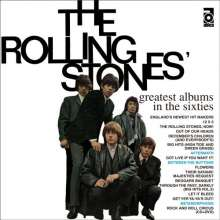 The Rolling Stones: Greatest Albums In The Sixties (17 SHM-CD + DVD), CD