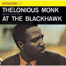 Thelonious Monk (1917-1982): At The Blackhawk 1960 (+Bonus), CD