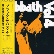 Black Sabbath: Vol.4 (SHM-CD)(Papersleeve), CD