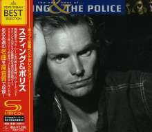 Sting & The Police: The Best Of Sting & The Police (SHM-CD), CD