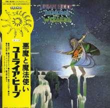 Uriah Heep: Demons And Wizards (SHM-CD) (Ltd. Papersleeves) (Remaster), CD