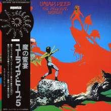 Uriah Heep: The Magician's Birthday (SHM-CD) (Ltd. Papersleeve), CD