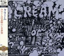 Cream: Wheels Of Fire (2 SHM-CDs) (Reissue), 2 CDs