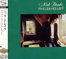 Nick Drake: Five Leaves Left (SHM-CD) (Reissue), CD