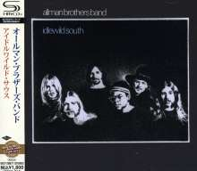 The Allman Brothers Band: Idlewild South (SHM-CD) (Reissue), CD