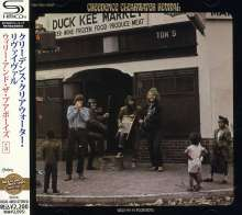 Creedence Clearwater Revival: Willy And The Poor Boys (SHM-CD), CD