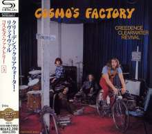 Creedence Clearwater Revival: Cosmo's Factory (+Bonus) (SHM-CD), CD
