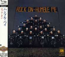 Humble Pie: Rock On (SHM-CD)(Reissue), CD