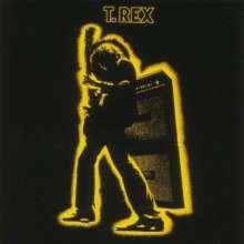 T.Rex (Tyrannosaurus Rex): Electric Warrior + 8(SHM-CD), CD