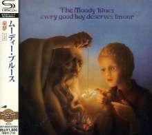 The Moody Blues: Every Good Boy Deserves Favour (SHM-CD), CD