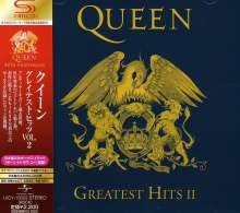 Queen: Greatest Hits II (SHM-CD), CD