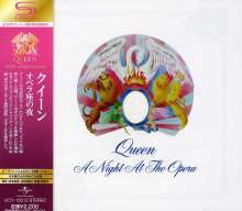 Queen: A Night At The Opera (SHM-CD) (Regular Edition) (Reissue), CD
