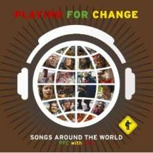 Playing For Change: Songs Around The World (CD+DVD), 2 CDs