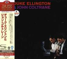 Duke Ellington & John Coltrane: Duke Ellington & John Coltrane (SHM-CD), CD