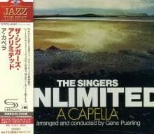 The Singers Unlimited: A Capella (SHM-CD), CD