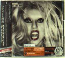 Lady Gaga: Born This Way (Limited Deluxe Edition), 2 CDs
