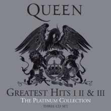 Queen: Platinum Edition (SHM-CD) (Limited Reissue), 3 CDs