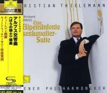 Richard Strauss (1864-1949): Alpensymphonie op.64 (SHM-CD), CD
