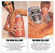 The Who: The Who Sell Out +10 (SHM-CD) (Remaster) (Reissue 2011), CD