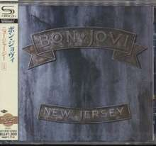 Bon Jovi: New Jersey (SHM-CD) (Remaster) (Reissue) (Special Edition), CD