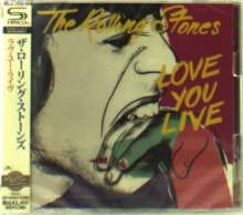 The Rolling Stones: Love You Live (2 SHM-CD) (Remaster) (Reissue), 2 CDs