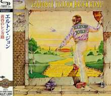 Elton John: Goodbye Yellow Brick Road (SHM-CD) (Remaster) (Reissue), CD