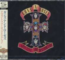 Guns N' Roses: Appetite For Destruction (SHM-CD), CD