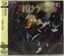 Kiss: Alive (SHM-CD) (Reissue), 2 CDs