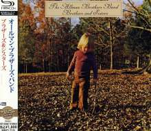 The Allman Brothers Band: Brothers & Sisters (SHM-CD) (Reissue), CD