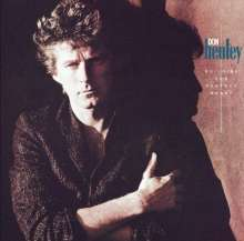 Don Henley (geb. 1947): Building The Perfect Beast (SHM-CD), CD