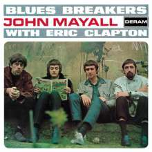 John Mayall: With Eric Clapton (SHM-CD), CD