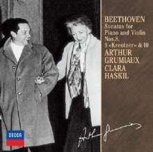 Ludwig van Beethoven (1770-1827): Violinsonaten Nr.8-10, CD
