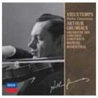 Henri Vieuxtemps (1820-1881): Violinkonzerte Nr.4 & 5, CD