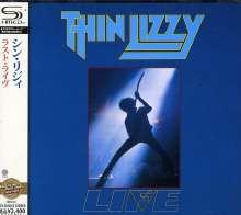 Thin Lizzy: Life (SHM-CD), 2 CDs