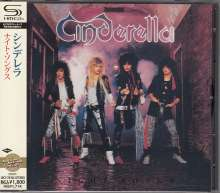 Cinderella: Night Songs (SHM-CD), CD