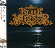 Blue Murder (John Sykes,Carmine Appice,Tony Franklin): Blue Murder (SHM-CD), CD