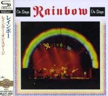 Rainbow: On Stage (SHM-CD), CD
