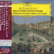 Herbert von Karajan - Adagio (SHM-SACD), Super Audio CD Non-Hybrid