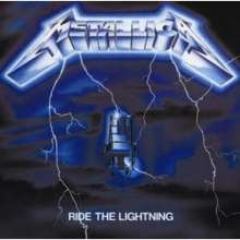 Metallica: Ride The Lightning (SHM-CD), CD