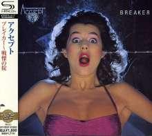 Accept: Braker (SHM-CD), CD