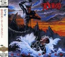 Dio: Holy Diver (SHM-CD), CD