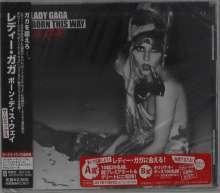 Lady Gaga: Born This Way (The Remix), CD