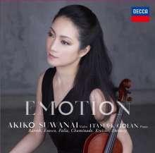 Akiko Suwanai - Emotion (SHM-CD), CD