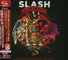 Slash: Apocalyptic Love (Deluxe-Edition) (SHM-CD + DVD) (Digipack), 2 CDs