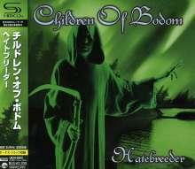 Children Of Bodom: Hatebreeder (SHM-CD), CD