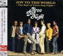 Three Dog Night: Joy To The World - The Best Of (SHM-CD), CD