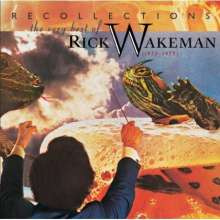 Rick Wakeman: Recollections-the Very Best Of, CD