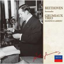 Ludwig van Beethoven (1770-1827): Serenaden op.8 & op.25, CD